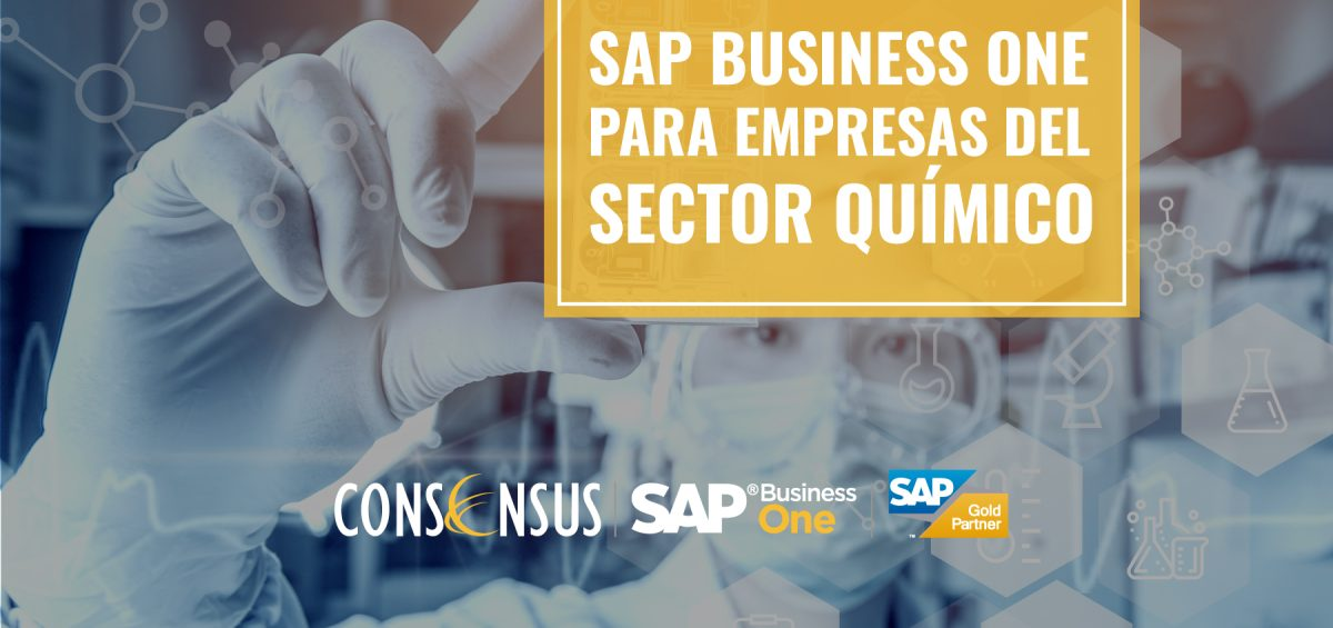 SAP Business One Sector Químico